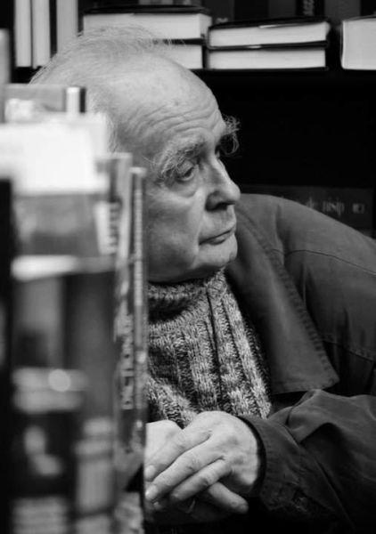 Emil Brumaru (n. 25 decembrie 1938, Mihailovca, raionul Cimișlia, Moldova – d. 5 ianuarie 2019, Iași, România) a fost un scriitor și poet contemporan român - foto preluat de pe www.facebook.com