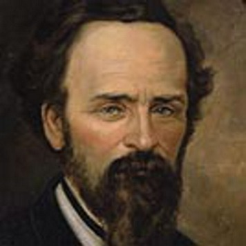 Linus Yale Jr. (April 4, 1821 – December 25, 1868) - foto preluat de pe en.wikipedia.org
