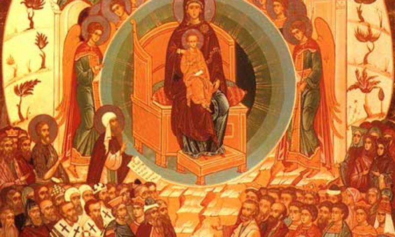 Soborul Maicii Domnului (26 decembrie) - foto preluat de pe www.cotidianul.ro