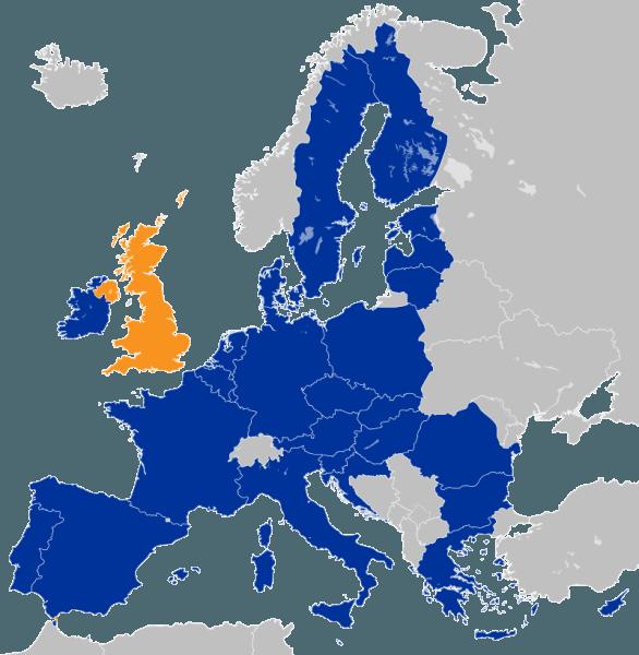 Retragerea Regatului Unit din Uniunea Europeană - foto preluat de pe en.wikipedia.org