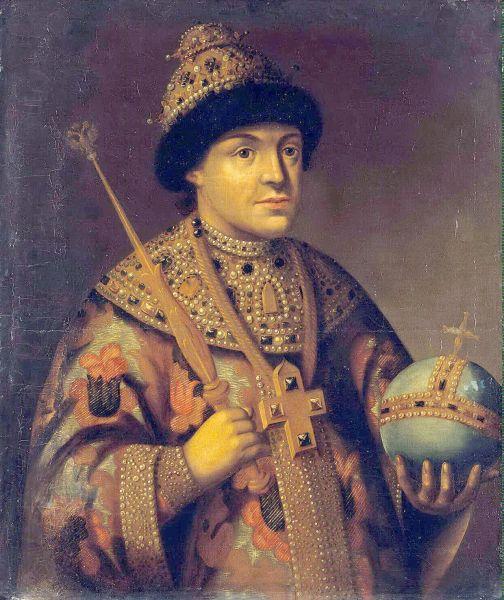 Feodor al III-lea Alexeevici al Rusiei (9 iunie 1661 – 7 mai 1682) a fost Țar al Rusiei în perioada 1676 - 1682 - foto preluat de pe en.wikipedia.org