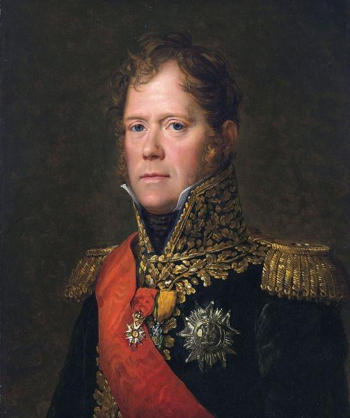 Michel Ney (n. 10 ianuarie 1769 - d. 7 decembrie 1815), duce de Elchingen, prinţ de Moscova, a fost un general, mareşal şi pair al Franţei, care s-a remarcat în mod deosebit timpul războaielor napoleoniene - foto preluat de pe ro.wikipedia.org