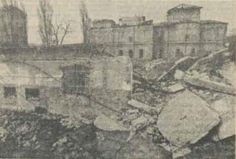 Mănăstirea Văcărești în ianuarie 1987 - foto preluat de pe ro.wikipedia.org