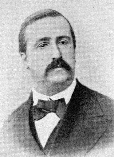 Alexandr Porfirievici Borodin (n. 12 noiembrie 1833 – d. 27 februarie 1887) a fost un compozitor, chimist şi medic rus de origine georgiană - (Alexander Borodin in 1865) foto preluat de pe ro.wikipedia.org