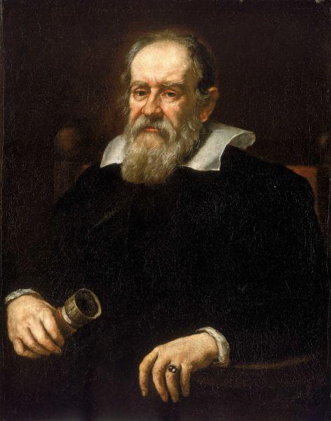 Galileo Galilei (n. 15 februarie 1564 – d. 8 ianuarie 1642) a fost un fizician, matematician, astronom și filosof italian care a jucat un rol important în Revoluția Științifică. Printre realizările sale se numără îmbunătățirea telescoapelor și observațiile astronomice realizate astfel, precum și suportul pentru copernicanism - (Portrait of Galileo Galilei (1636), by Justus Sustermans) - foto preluat de pe en.wikipedia.org