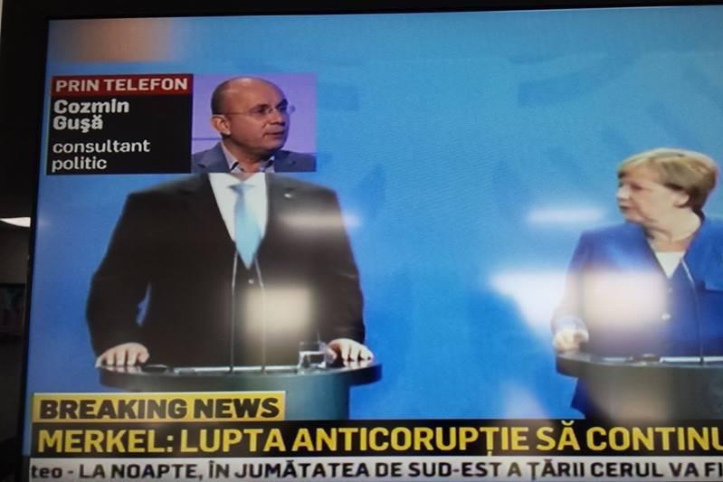 Europarlamentare 2019 - Doi candidaţi din Presă. Sau două prese din Politică - foto preluat de pe gandul.info