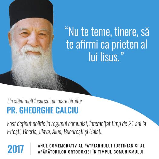 Gheorghe Calciu-Dumitreasa – 7 cuvinte către tineri – Credință și prietenie (cuvântul 4) - 29 martie 1978 - foto preluat de pe gheorghecalciu.ro