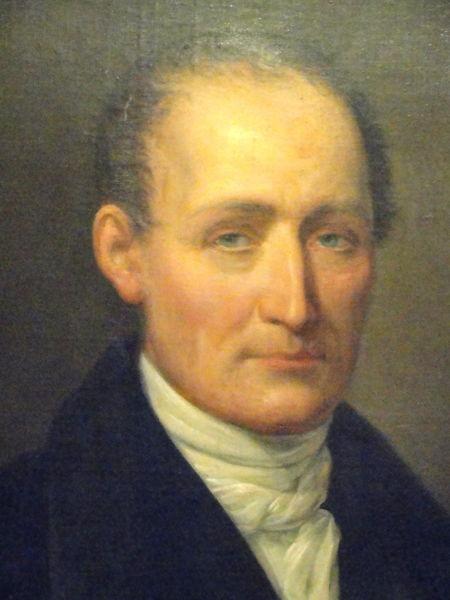 Joseph Nicéphore Niépce (n. 7 martie 1765, Chalon-sur-Saône, Franţa – d. 5 iulie 1833, Saint-Loup-de-Varennes, Franţa) a fost un inventator francez - foto preluat de pe ro.wikipedia.org
