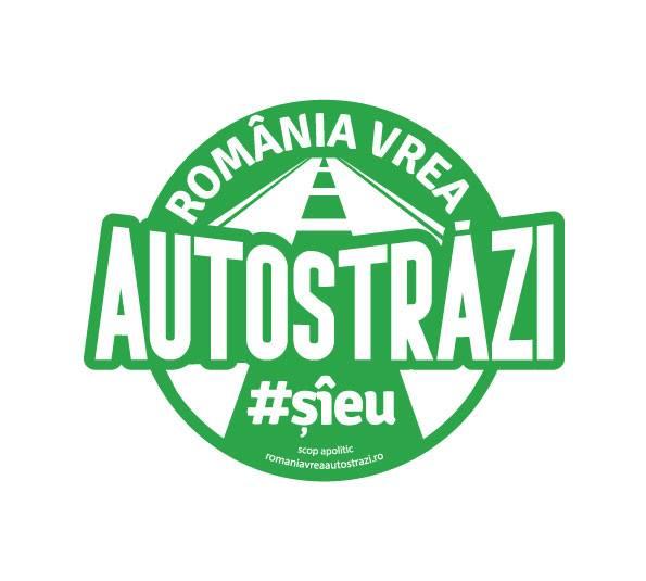 România vrea autostrăzi - foto preluat de pe www.facebook.com/România-vrea-autostrăzi