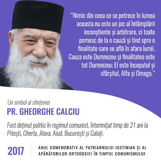 Gheorghe Calciu-Dumitreasa – 7 cuvinte către tineri – Preoția și suferința umană (cuvântul 5) - 5 aprilie 1978 - foto preluat de pe gheorghecalciu.ro