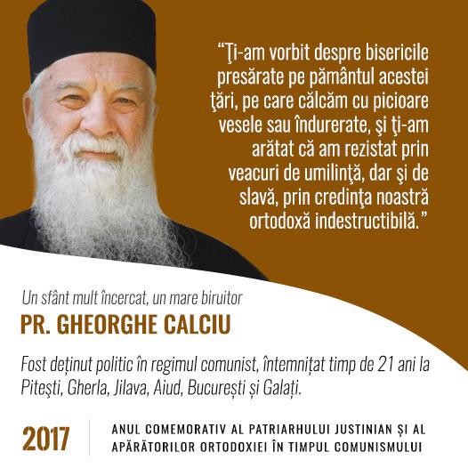 Gheorghe Calciu-Dumitreasa – 7 cuvinte către tineri – Iertarea (cuvântul 7) - 19 aprilie 1978 - foto preluat de pe gheorghecalciu.ro