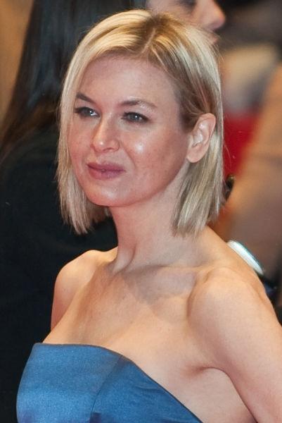 Renée Zellweger (n. 25 aprilie 1969, Texas) este o actriță americană de film, laureatǎ a Premiului Oscar pentru rolul său din filmul Cold Mountain - foto preluat de pe en.wikipedia.org