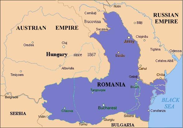 România independentă (« Vechiul Regat », 1878-1913) - foto preluat de pe ro.wikipedia.org