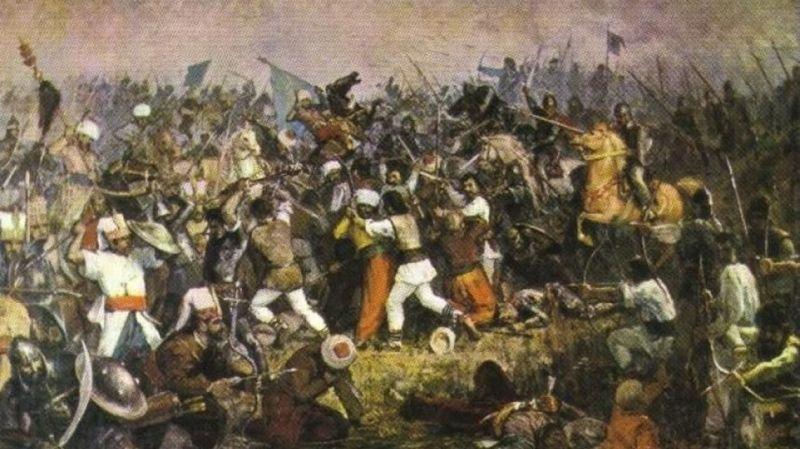 Bătălia de la Rovine (17 mai 1395) - foto preluat de pe www.historia.ro