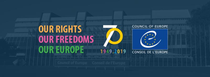 Consiliul Europei - foto preluat de pe www.facebook.com