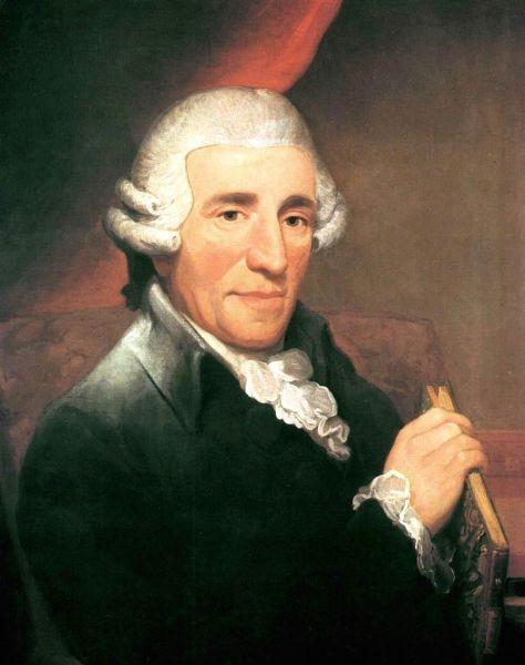 (Franz) Joseph Haydn (n. 31 martie 1732, Rohrau / Austria - d. 31 mai 1809, Viena) a fost un compozitor austriac. Alături de Wolfgang Amadeus Mozart şi Ludwig van Beethoven face parte din rândul marilor personalităţi muzicale ale epocii clasice vieneze. A fost unul din cei mai influenţi maeştri ai tradiţiei muzicale din Europa apuseană. A fost fratele compozitorului Michael Haydn - (Pictură de Thomas Hardy, 17910) - foto preluat de pe ro.wikipedia.org