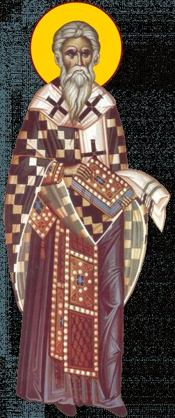 Metodiu de Salonic (n. ca. 815 în Salonic - d. 6 aprilie 885 în Moravia), a fost un misionar creștin, originar din Salonic - foto preluat de pe doxologia.ro