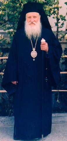 Pahomie Morar (n. 1936, judeţul Alba - d. 24 mai 2006, Mănăstirea Cucova, judeţul Bacău) a fost un cleric ortodox de stil vechi din România, care a îndeplinit funcţia de episcop-vicar al Bisericii Ortodoxe de Stil Vechi din România (1988-2006) - foto preluat de pe ro.wikipedia.org