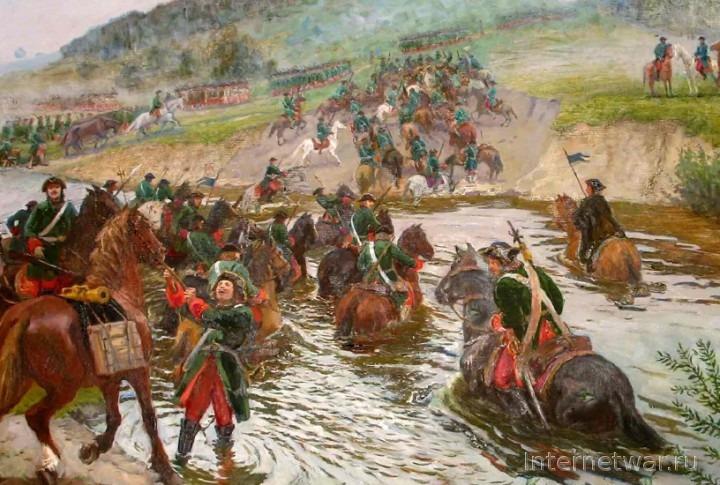Războiul Ruso-Turc (1735–1739) - foto preluat de pe internetwar.ru