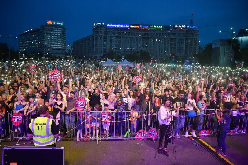 Toți pentru Europa (19 mai 2019) - foto preluat de pe www.facebook.com/epochtimesro