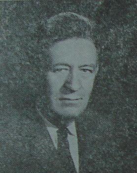 Gheorghe Vrănceanu (30 iunie 1900, satul Valea Hogei, judeţul antebelic Vaslui, astăzi judeţul Bacău - 27 aprilie 1979, Bucureşti) a fost un matematician român, membru al Academiei Române şi profesor universitar - foto preluat de pe ro.wikipedia.org