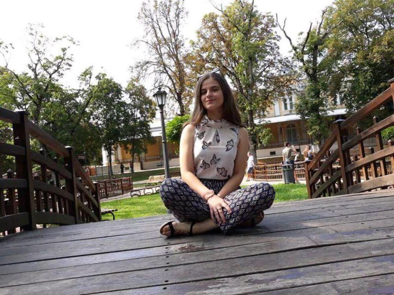 Alexandra Macesanu - foto preluat de oe www.facebook.com