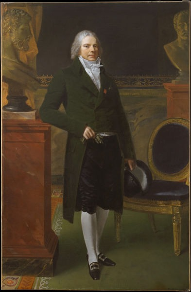 Charles-Maurice de Talleyrand-Périgord (n. 2 februarie 1754, Paris, Regatul Franței – d. 17 mai 1838, Paris, Franța), binecunoscut ca Talleyrand, a fost un politician și diplomat francez - (Portrait by Pierre-Paul Prud'hon (1817)) - foto preluat de pe en.wikipedia.org