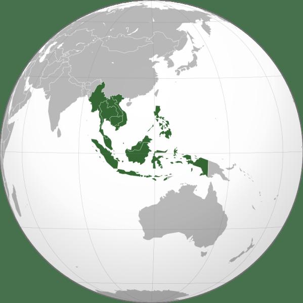 Membrii ASEAN - foto preluat de pe en.wikipedia.org
