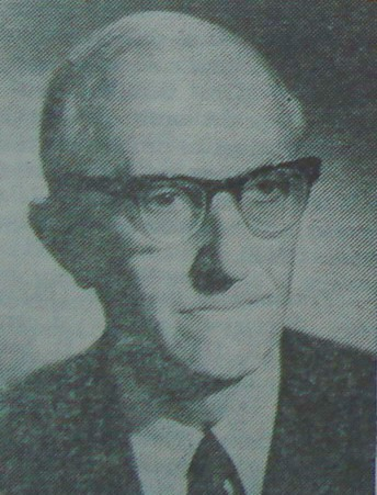 Cristea Mateescu (n. 23 august 1894, Caracal - d. 14 iunie 1979, Bucureşti) a fost un inginer român, membru titular al Academiei Române (din 1974) - foto preluat de pe ro.wikipedia.org