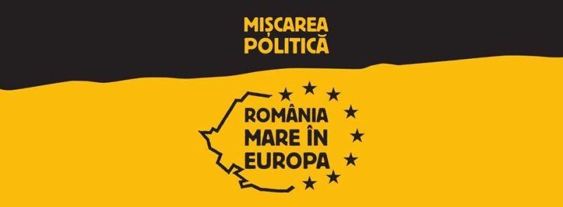 Mișcarea Politică România Mare în Europa - foto preluat de oe www.facebook.com
