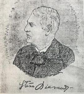 Sterie Diamani (n. 22 august 1897, Aminciu-Mețova, Grecia - d. 11 iunie 1981, București) a fost un profesor și eseist aromân - foto preluat de pe cersipamantromanesc.wordpress.com