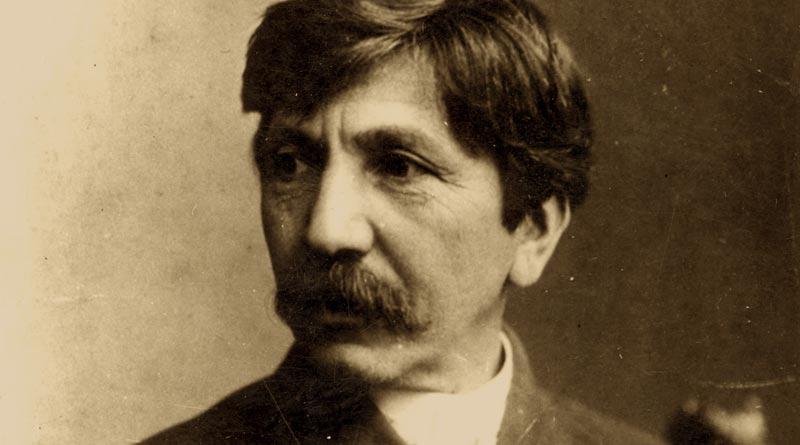 Alexandru Vlahuță (1858 - 1919) - foto preluat de pe mnlr.ro