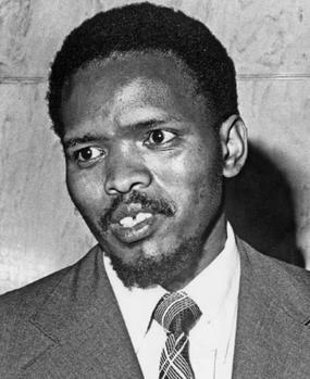 Bantu Stephen Biko (18 December 1946 – 12 September 1977) - foto preluat de pe en.wikipedia.org