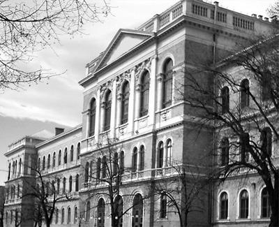 Universitatea Regele Ferdinand I (1919–1948) - foto preluat de pe ro.wikipedia.org