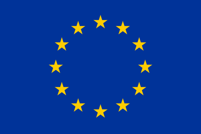 Drapelul Europei - foto preluat de pe ro.wikipedia.org