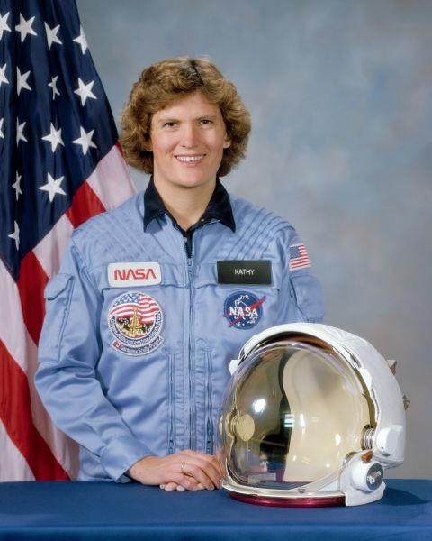 Kathryn Dwyer Sullivan (n. 3 octombrie 1951) este geolog american și fost astronaut al NASA - foto preluat de pe en.wikipedia.org