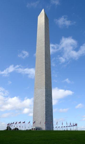 Monumentul lui Washington - foto preluat de pe en.wikipedia.org
