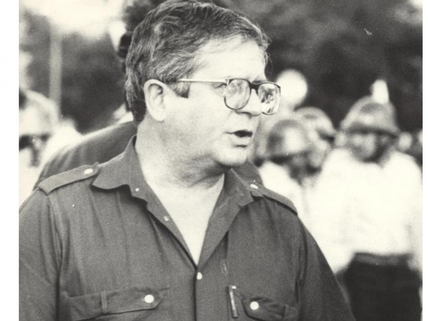 Mihai Creangă (n. 13 iunie 1942 - d. 25 decembrie 2019)  jurnalist și fondator al ziarului România Liberă - foto preluat de pe romanialibera.ro
