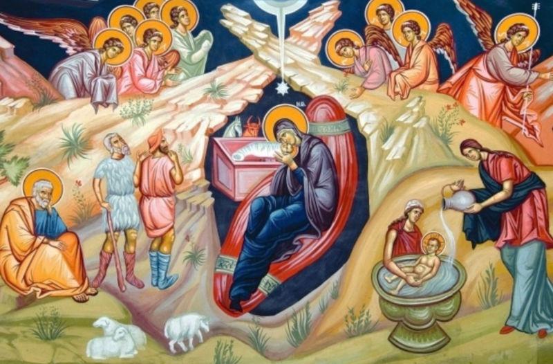 Nașterea Domnului (Crăciunul) - foto preluat de pe ziarullumina.ro