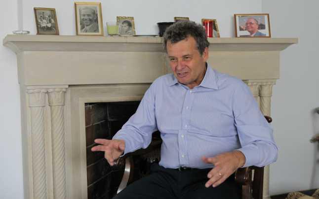 Radu Filipescu (n. 26 decembrie 1955, Târgu Mureș) este un fost disident anticomunist din România - foto Eduard Enea, preluat de pe adevarul.ro
