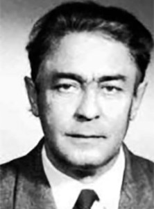 Eugen Agrigoroaiei (n. 10 ianuarie 1932, Bălți, Basarabia – d. 26 februarie 1992, Iași), a fost un prozator și folclorist român - foto preluat de pe www.bunicutavirtuala.com