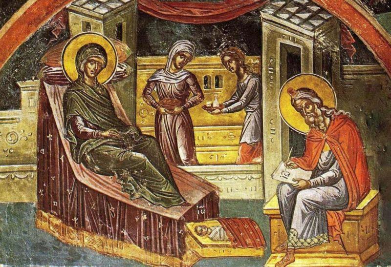 Naşterea Sf. Proroc Ioan Botezătorul (24 iunie) - foto preluat de pe ziarullumina.ro