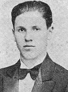 Ion Moldoveanu (n. 10 ianuarie 1913, Lechința, Bistrița-Năsăud – d. 17 mai 1939, Săvădisla, Cluj) a fost un poet român - foto preluat de pe www.bunicutavirtuala.com