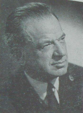 Miltiade Filipescu (n. 14/27 februarie 1901, Burdusaci, Bacău - d. 10 ianuarie 1993, Bucureşti) a fost un geolog şi paleontolog român, membru titular al Academiei Române - foto preluat de pe ro.wikipedia.org