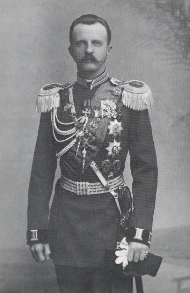 Marele Duce Petru Nicolaevici al Rusiei (10 ianuarie 1864 – 17 ianuarie 1931) a fost membru al familiei imperiale ruse - foto preluat de pe ro.wikipedia.org