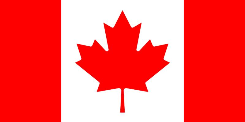 Drapelul Canadei - foto preluat de pe ro.wikipedia.org