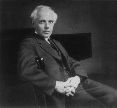 Béla Viktor János Bartók (n. 25 martie 1881, Sânnicolau Mare, Austro-Ungaria – d. 26 septembrie 1945, New York, New York, SUA) a fost un compozitor şi pianist maghiar, unul din reprezentanţii de seamă ai muzicii moderne - foto preluat de pe ro.wikipedia.org