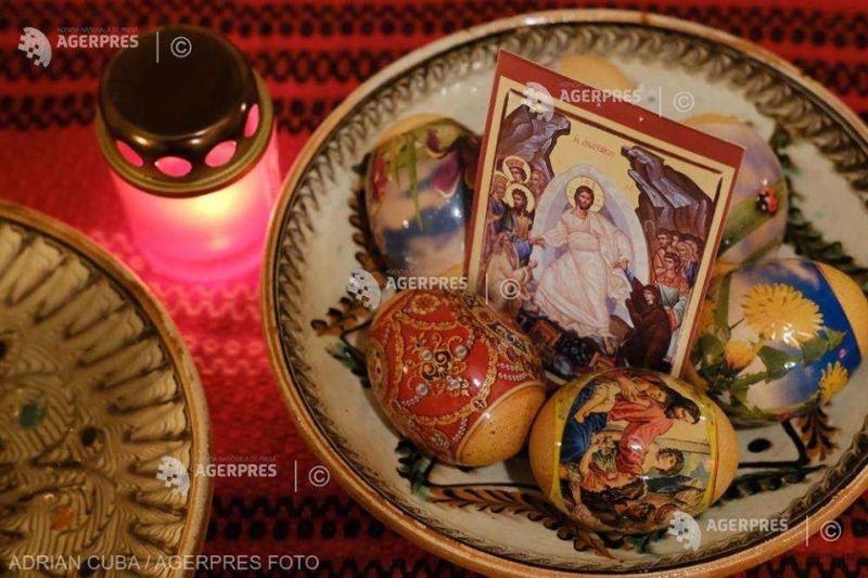 Învierea Domnului (Sfintele Paști) - foto preluat de pe www.facebook.com/AGERPRES
