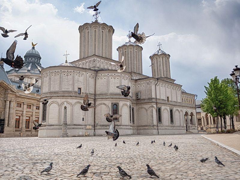 Actualizări la Acordul Patriarhiei Române şi Ministerului Afacerilor Interne (15 aprilie2020) - foto preluat de pe basilica.ro