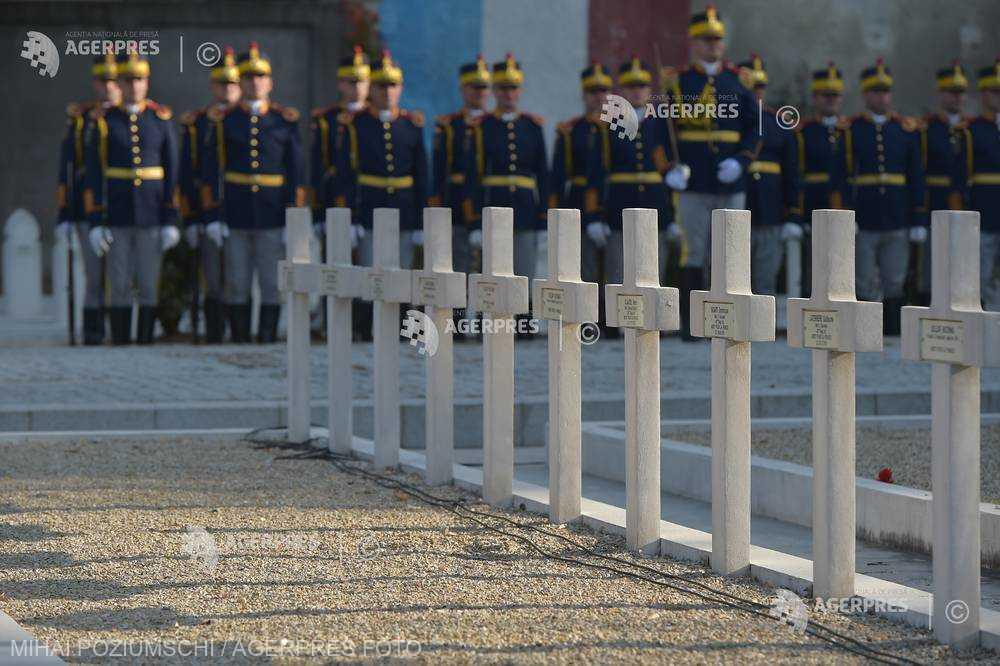 Ziua veteranilor de război - foto preluat de pe www.agerpres.ro